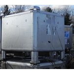CONTENANT 1000L STAINLESS
